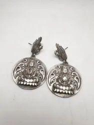Buddha Design Earrings