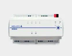 有线型号/号码:MES-CFC-4 KNX吊扇模块,230V AC,24V DC
