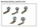 Spring Loaded Lock