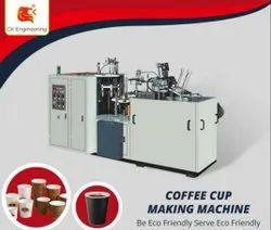 Eco Friendly Paper Cup Making Machine