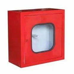 Fire Hose Pipe Single Door Box