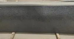 Polished Majestic Black Lappato Granite Stone, For Flooring, Thickness: 18 mm