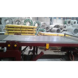 SS304 L矩形不锈钢板,用于施工,厚度:0.3至100 mm