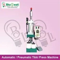 Automatic Tikki Press Machine