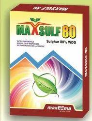 Sulphur 80 % WDG Fungicides