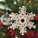 Stylish Macrame  Christmas Ornament