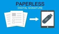 Paperless Digital Signature Service, 1