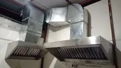 Exhaust System Ducting