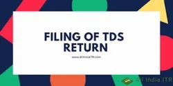 Professional TDS Registration And Return Services, Tan Number, Available