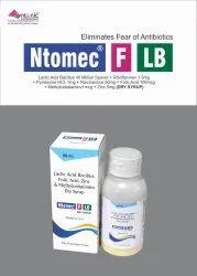 Lactic Acid Bacillus, Folic Acid, Zinc & Methylcobalamin Dry Syrup