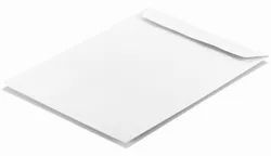 Paper Smooth White Envelope 10x4.5, For Courier