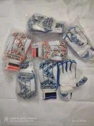Cotton Sports Cricket Batting Gloves