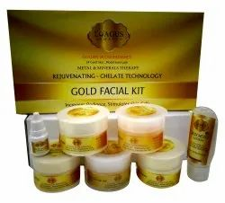 Loagus Armanee Minerals Gold Facial Kit, Packaging Size: 500 Gm