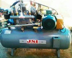 JSI BRAND 10 HP 500 LIT HIGH PRESSURE MODEL AIR COMPRESSOR