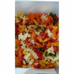Premium Quality 1 KG Multishape Small Fryums