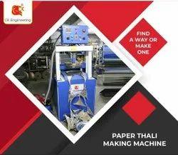 Hydraulic Plate And Dona Making Machine