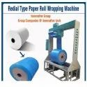 Redial Type Paper Roll Wrapping Machine
