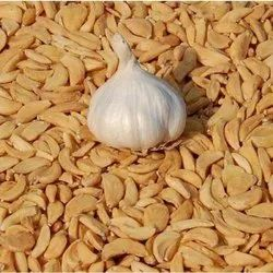 Dehydrated Garlic Flakes, Packaging Size: 25 kg
