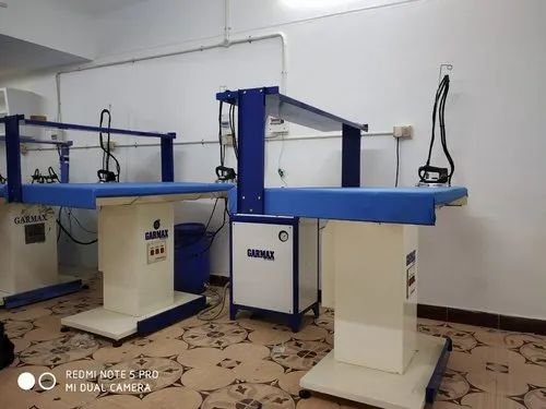 Automatic One Plus Two Steam Ironing Machine