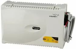 Single Phase V Guard VG 400 Voltage Stabilizer, Wall Mounting, Current Capacity: 12 Ampere