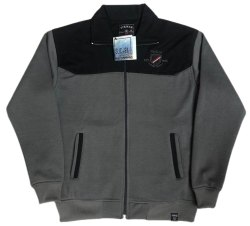 Full Sleeve Men Casual Wear Polyester Jacket, Size: Large