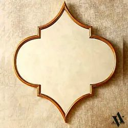 Golden AHD-0165 Small Decorative Wall Decor, Size: 12x15 Inch