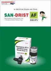 Chlorpheniramine Maleate Phenylephirine HCL P. Drop