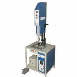 Floor Type Ultrasonic Plastic Welding Machine