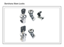 Darshana Slam Locks