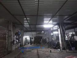 Steel Warehouse Shed Shelter