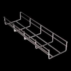 Wire Mesh Cable Tray, Stainless Steel, SS, GI, Hot Dip Galvanized, Electroplate