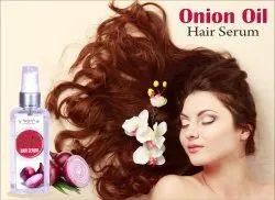 Hair smoothening serum