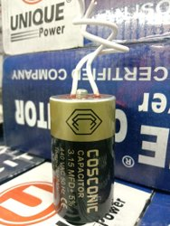 3.15 MFD Cosconic Capacitor