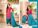 Girls Designer Patiala Salwar Suit
