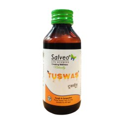 Salveo 100 Ml Herbal Cough Syrup