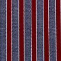 Polyester Cotton Stripes Fabric