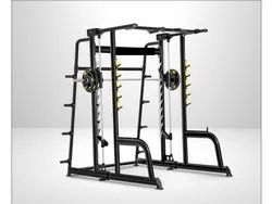 U FIT SMITH MACHINE WITH SQUAT RACK MADE IN INDIA
