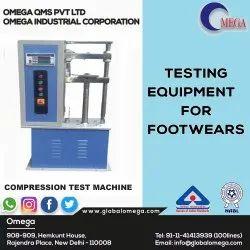 Footwear Testing Equipment