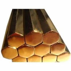 Brass Rod, For Industrial, Size: 5MM To 127MM