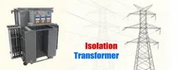Jindal's Three Phase Industrial Isolation Transformers