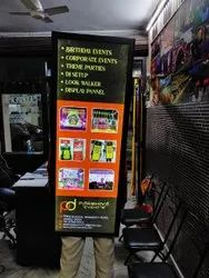 PROMOTIONAL LED LOOK WALKER BOARDS, For Outdoor Advertising