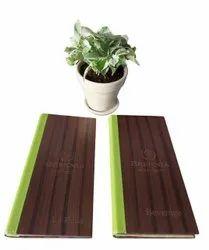 Wood Beverage Folder
