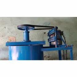 Semi Automatic Plastic Scrap Washing Machine.
