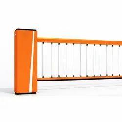 Secure Boom Barrier