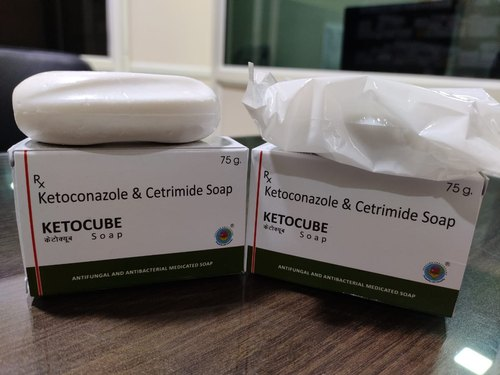 Ketoconazole 2.0 ww Cetrimide 0.50 ww Soap