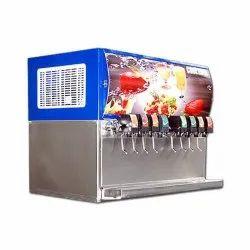 Semi Automatic Soda Machine