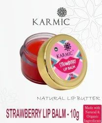 Straw Berry Lip Balm