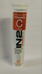 Natural Vitamin C Effervescent Tablets