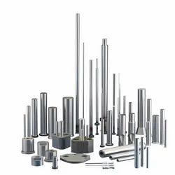 Stainless Steel Fibro Ground Precision Components - Punches, For Industrial, Material Grade: SS304