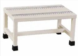 FOOT STEP STOOL SINGLE MS - 50-3700 F